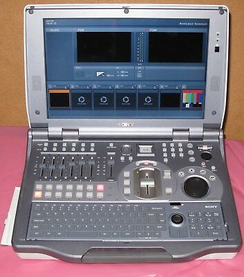 Sony AWS-G500 Anycast Station Live Content Producer (Excellent Condition)
