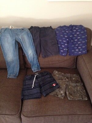 Size 5 Boys Shorts And Jeans David Jones Piping Hot And More