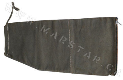 Post WWII Issue M-2 Metallic Link Bag with zippered bottom