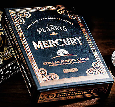 The Planets: Mercury Playing Cards from Murphy's Magic