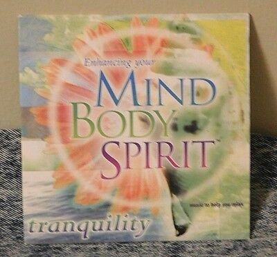 Enhancing Your Mind Body Spirit, Tranquility, Music to Help You Relax CD, 2002