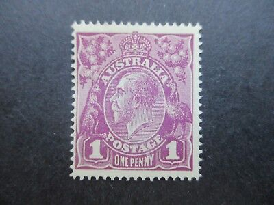 KGV Stamps (Mint): SINGLE WMK - Singles -  Must Have! (C1205)