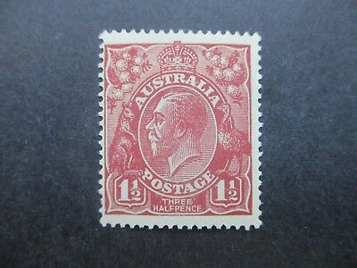 KGV Stamps (Mint): SINGLE WMK - Singles -  Must Have! (C1208a)