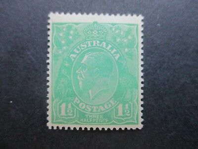 KGV Stamps (Mint): SINGLE WMK - Singles -  Must Have! (C1210a)