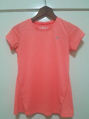 New Balance Womens Short Sleeve Top T-Shirt Active Wear Sz S