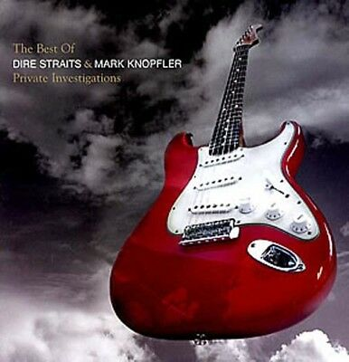 DIRE STRAITS Best Of : Private Investigation LP Vinyl NEW 2016