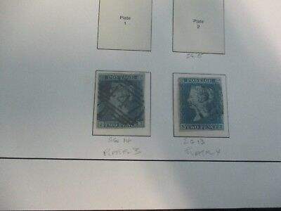 UK Stamps: High End Collection Mint and Used on pages AMAZING Must see!   (R116)