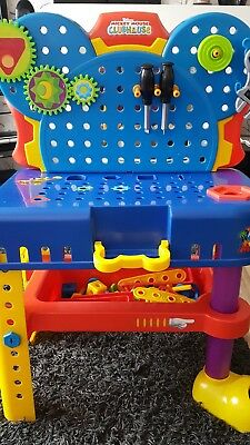 mickey mouse clubhouse work bench