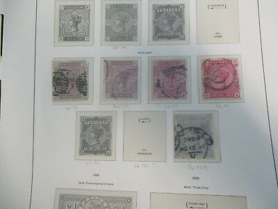 UK Stamps: High End Collection Mint and Used on pages AMAZING Must see!   (R126)
