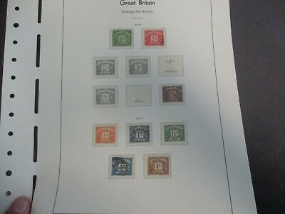 UK Stamps: High End Collection Mint and Used on pages AMAZING Must see!   (R150)