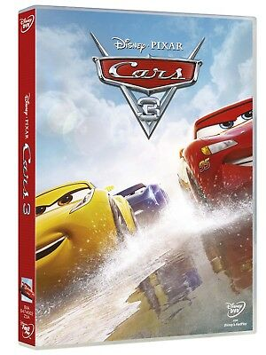 Cars 3 Disney / Pixar DVD PIXAR ANIMATION STUDIOS