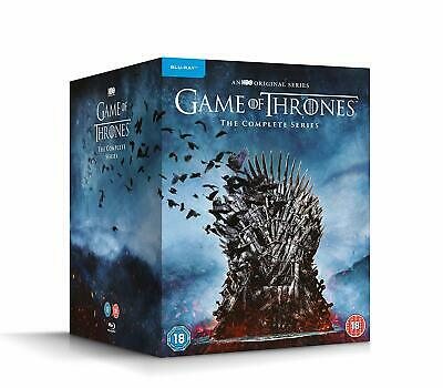 Game of Thrones Season 1-7 [Blu-ray] *NEU* Serie Staffel 1 2 3 4 5 6 7 ENGLISCH