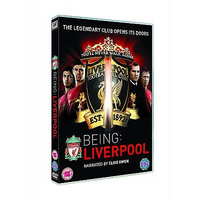 Being Liverpool [2x DVD] *NEU* FC Komplette Dokumentation Premier League Fußball