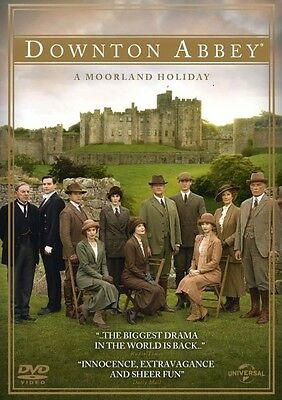 Downton Abbey: A Moorland Holiday (Christmas Special 2014) [DVD] *NEU* Series 5