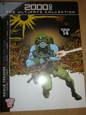2000AD Ultimate Collection #47 Rogue Trooper volume 1