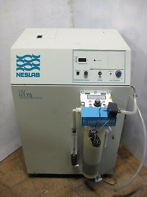 Neslab HX-75 Air Cooled Refrigerated Recirculating Chiller Thermo Scientific