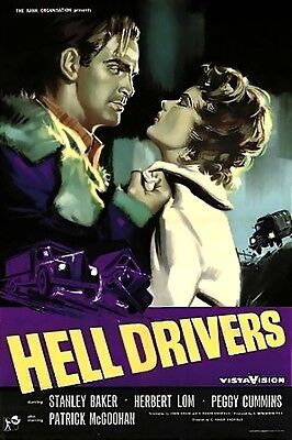 HELL DRIVERS (1957) * with switchable English and Spanish subtitles *