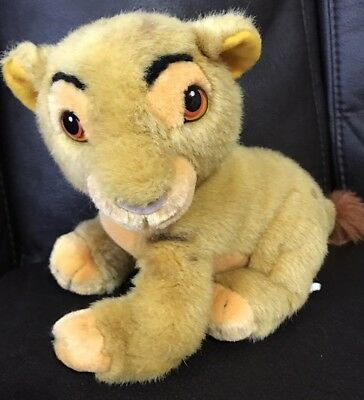 Lion King Simba Soft Toy 7.5 Inches Height