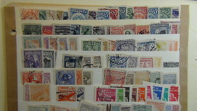 Bolivia classics stamp collection on 3 loaded stock sheets