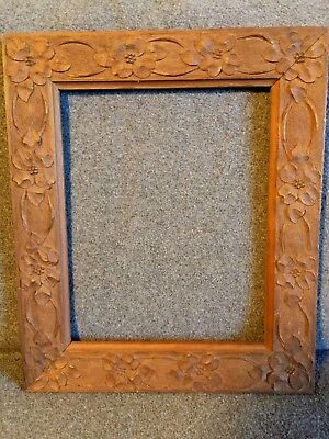 Rare Southern Arts And Crafts Picture Frame