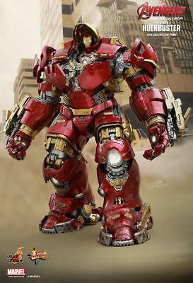 Hot Toys Avengers Age of Ultron Hulkbuster MMS 285*with BROWN SHIPPER *BRAND NEW