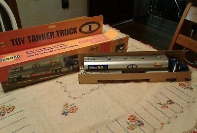 1994 sunoco COLLECTIBLE TOY TANKER first in a series