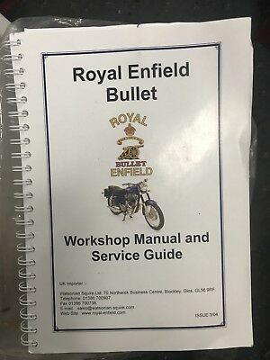 Royal Enfield Bullet Service Manual