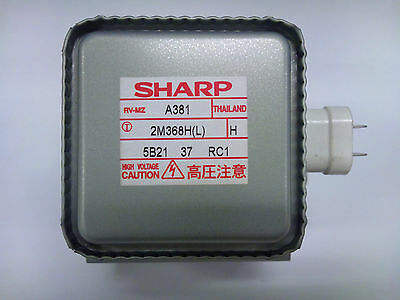 SHARP Magnetron RV-MZA381WRZZ  2M368H(L) for SHARP R350Y and R395Y