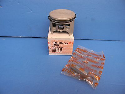 Stihl Chainsaw 046 Ms460  Oem Piston And Rings # 1128 030 2009  This Is 52Mm