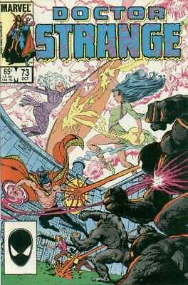 Doctor Strange (1974 series) #73 in Near Mint - condition. FREE bag/board