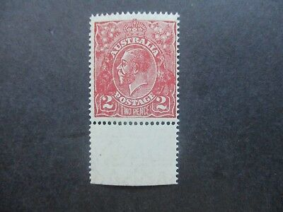 KGV Stamps (Mint): S/M WMK P14 - Singles -  Must Have! (C1216)