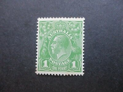 KGV Stamps (Mint): S/M WMK P13.5 - Singles -  Must Have! (C1223)