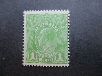KGV Stamps (Mint): C of A WMK - Singles -  Must Have! (C1239)