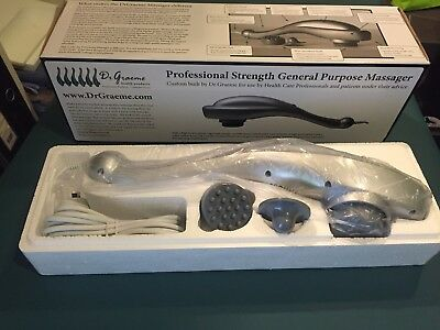 Dr. Graeme Professional Strength General Purpose Massager. Birthday/Valentines