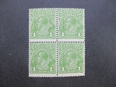 KGV Stamps (Mint): C of A WMK - Singles -  Must Have! (C1242)