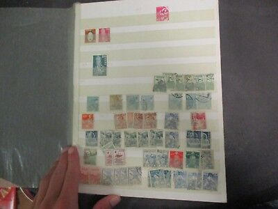 ESTATE: Japan collection in album - great mix of issues HEAPS   (6041)