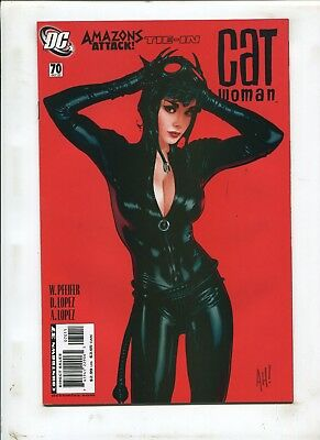 Catwoman #70 - Amazons Attack! - (9.2) 2007