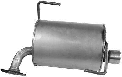 1pc SS Quiet-Flow Muffler Exhaust For Rainier Trailblazer Envoy Ascender 4.2L
