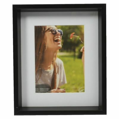 Living Frame 9 x 11 with 6 x 8 Opening Black