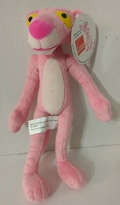 """The Pink Panther 9.5"""" Plush Figure Nwt by Owens Corning"""