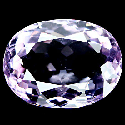 5.59 Ct Aaa Natural Pink Brazil Amethyst Oval
