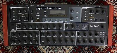 Dave Smith Prophet '08 Analog Synthesizer - DSI Desktop / Rack Synth