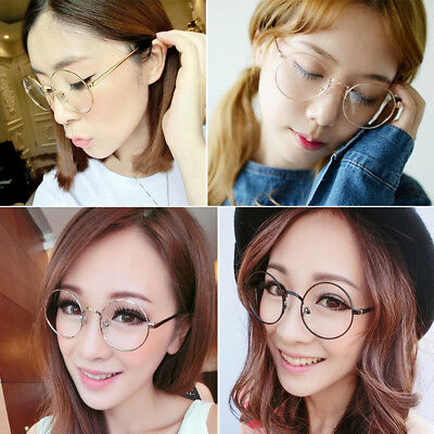 Round Frame Harry Potter Glasses Spectacles Hogwarts Wizard Cosplay Party Decor