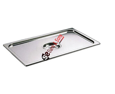Stainless Steel Gastronorm Lid 1/9,1/6,1/4,1/3,1/2,2/3,1/1,and 2/1 Size