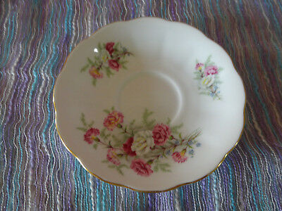 "Queen Anne ""Country Gardens"" Replacement Saucer"