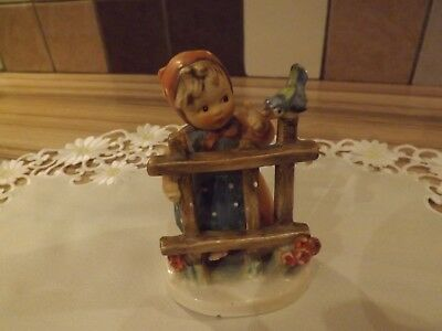 Vintage Hummel Figurine  'signs Of Spring' (Retired)