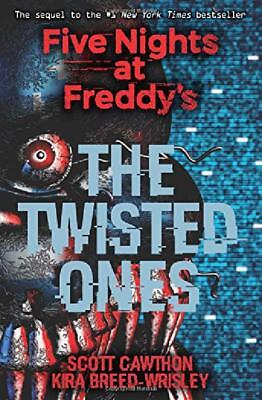304 Pages Paperback Five Nights At Freddys The Twisted Ones For Ages 12 And Up