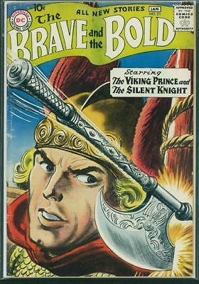 Brave and The Bold #21 VG+