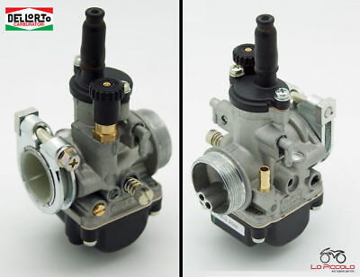 02506 Carburatore Dell'orto Phbg 19 As Valenti Racing Rme Sm (Derbi D50B)