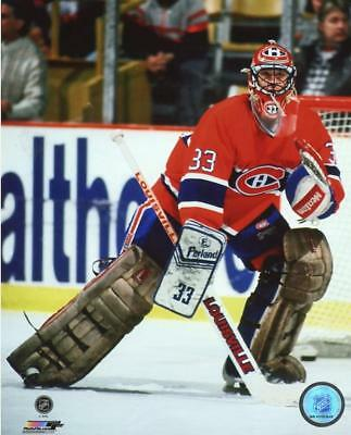 Patrick Roy Montreal Canadians Unsigned 8X10 Photo